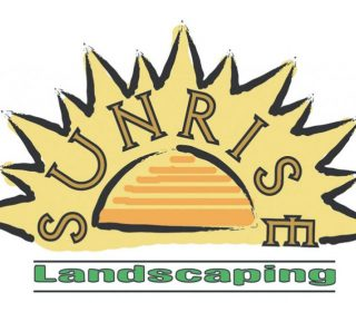 Sunrise Landscaping Logo