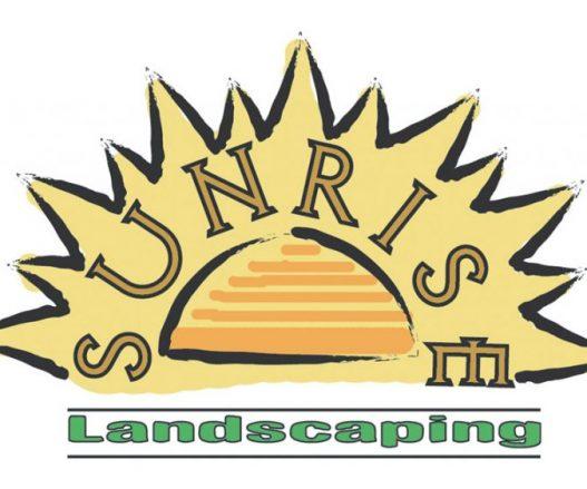 Sunrise Landscaping Logo